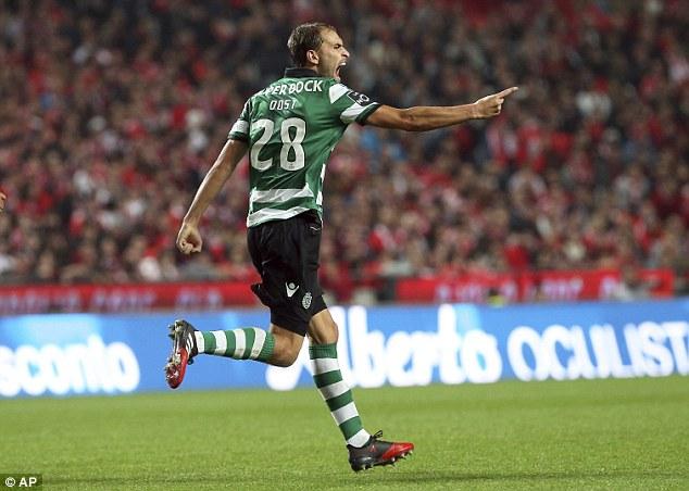 O Bloco de Notas do Gabriel Alves: Sporting Clube de Portugal vs Benfica (época 2016/17, jornada 30)