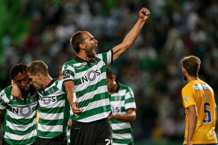 O Bloco de Notas do Gabriel Alves  Sporting Clube de Portugal vs ... d75db9d8fc3c8
