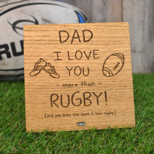 rugby dad