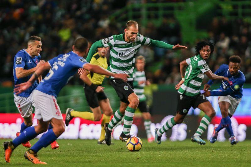 O Bloco de Notas do Gabriel Alves  Belenenses vs Sporting Clube de Portugal  (época 2017 18 657cc20b43e51