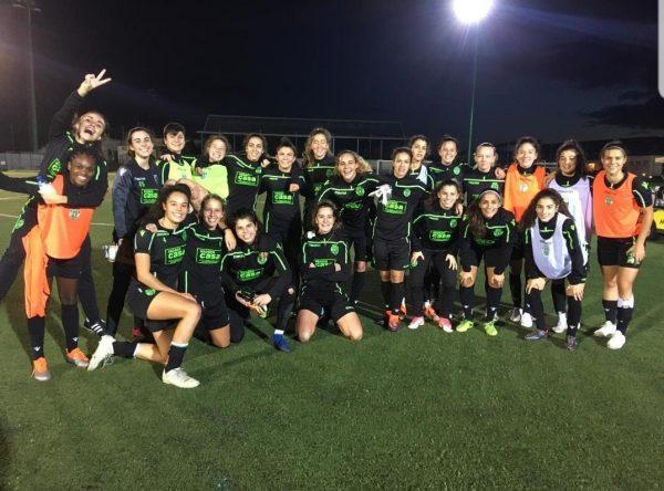 plantel fut feminino sporting