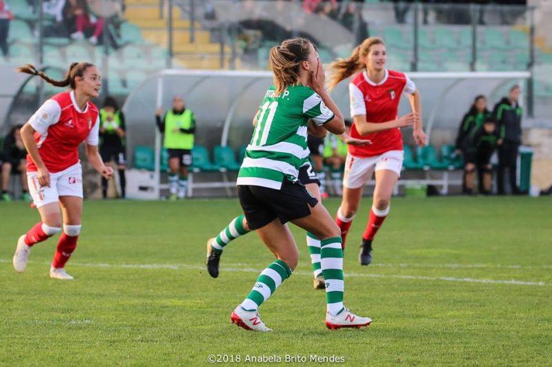 o futebol não é para meninas!*: «2 anos e meio depois, o