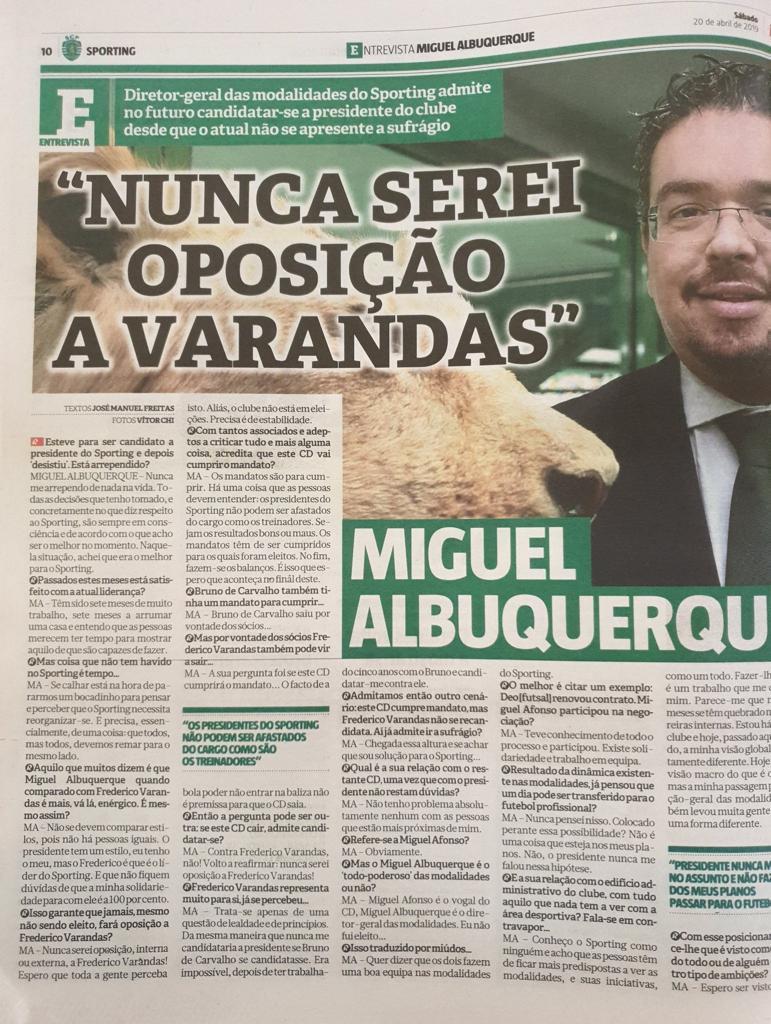 albuquerque entrevista