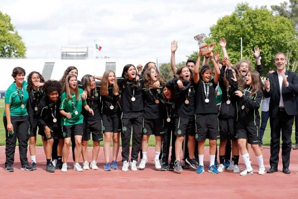 festa futebol feminino