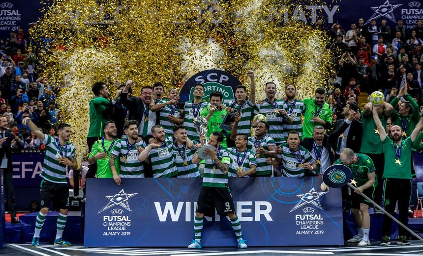 champions futsal