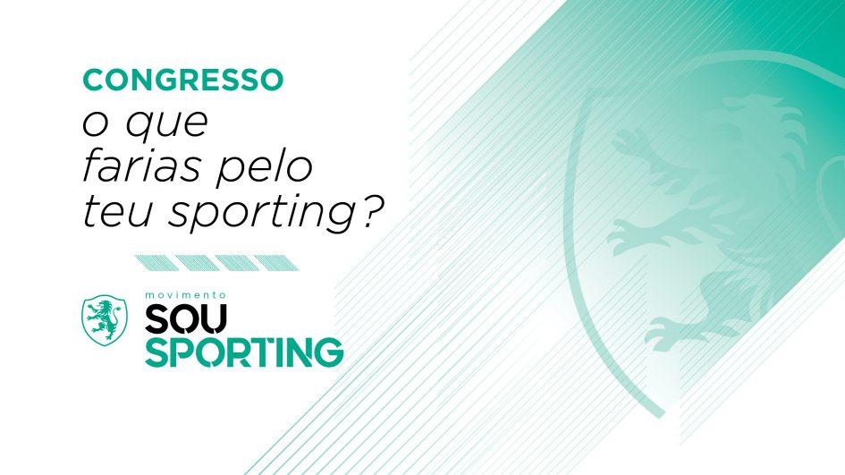 I Congresso O que farias pelo teu Sporting (1)