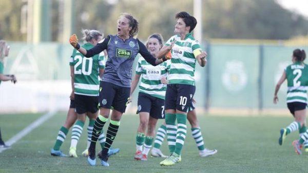 Sporting-futebol-feminino